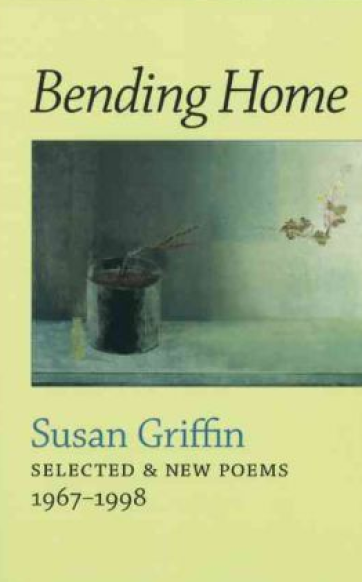the life and works of susan griffin Susan griffin, owner and founder of a small manufacturing company, is developing a long-term investment strategy griffin plans to sell its $ 10 million of revenue and invest it must decide how to allocate its investment so that it can not rely on investment income for its financial needs, while maintaining a comfortable standard of living.